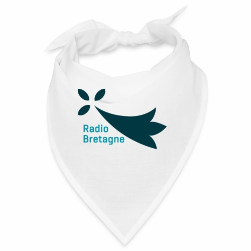 Logo Radio Bretagne - Bandana