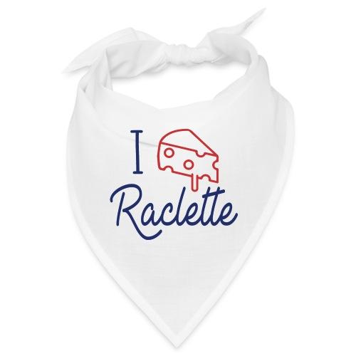 I LOVE RACLETTE - Bandana