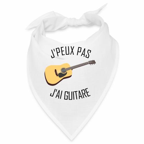 J'peux pas j'ai Guitare - Bandana