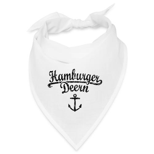 Hamburger Deern Klassik (Vintage Schwarz) Hamburg - Bandana