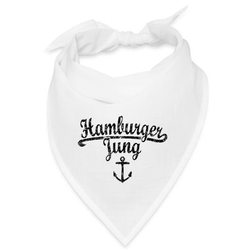 Hamburger Jung Klassik (Vintage Schwarz) Hamburg - Bandana