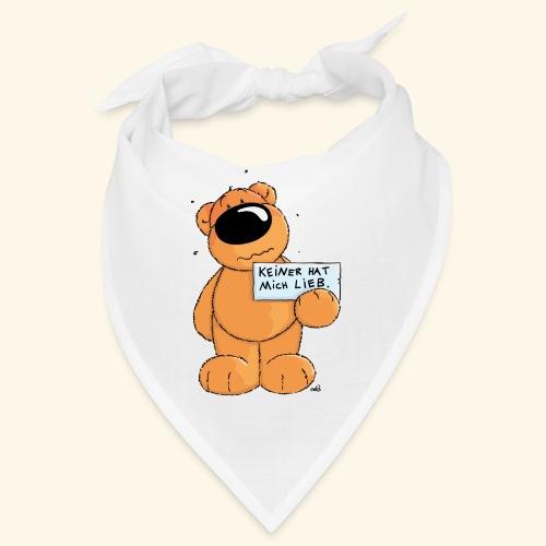 chris bears Keiner hat mich lieb - Bandana