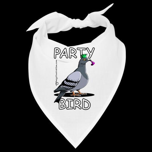 Party Bird - Bandana