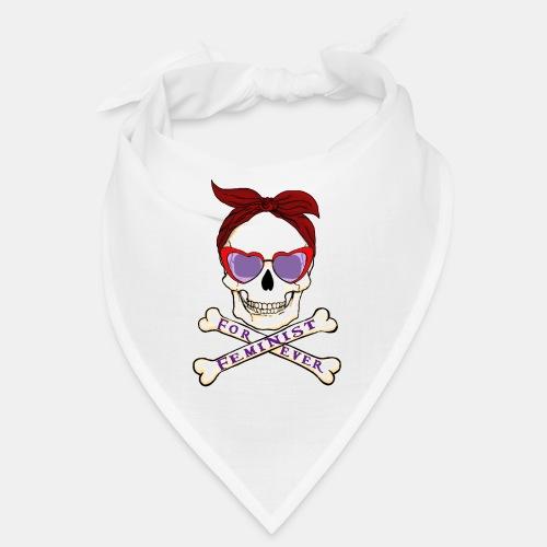 Feminist skull - Bandana