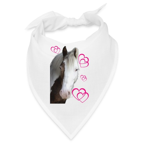 Hästälskare (Daisy) - Snusnäsduk