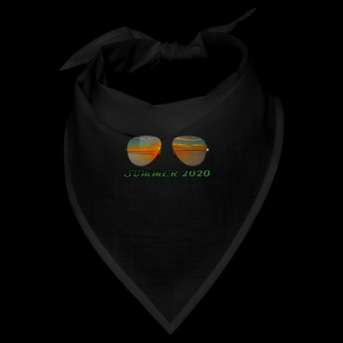 Summer 2020 Beach Vacation Sunglasses - Bandana