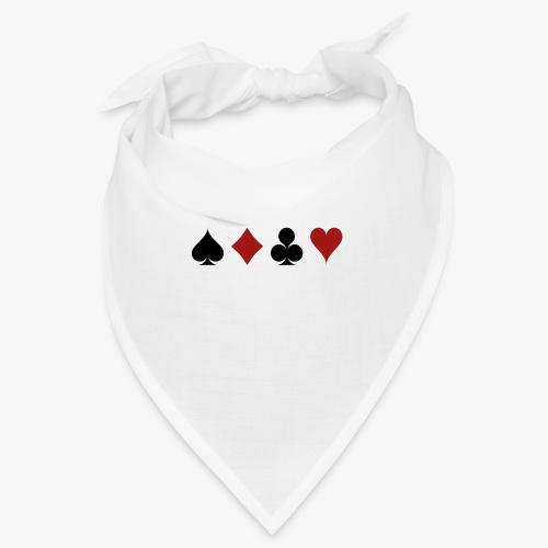 The World of POKER - Bandana