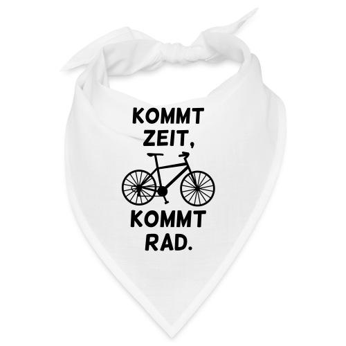 Fahrrad fahren Rad Spruch - Bandana