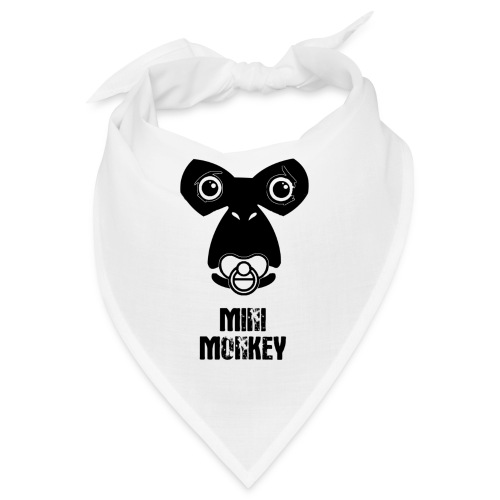 Monkey Fly - Monkey - Baby - Bandana