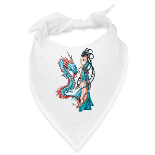 Blue Dragon - Bandana
