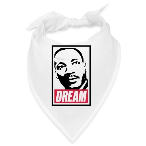 Obey x Dream MLK 2c_blanc - Bandana