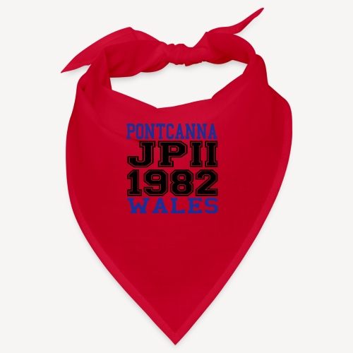 PONTCANNA 1982 - Bandana