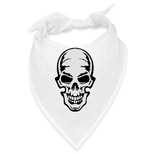 gothic gothique tete mort skull dead 106 - Bandana