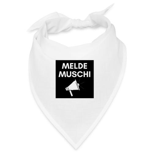 Meldemuschi - Bandana