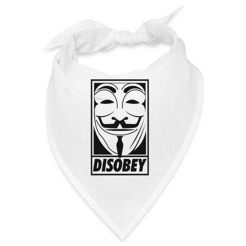 Anonymous disobey - Bandana