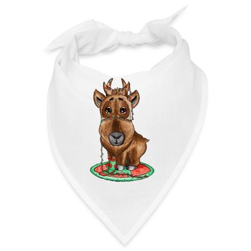 Reindeer refined scribblesirii - Bandana