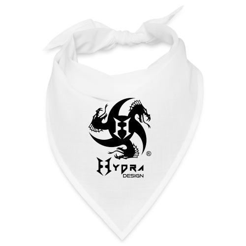 Hydra DESIGN - logo blk - Bandana
