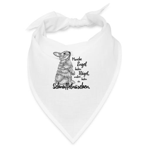 Kaninchen Hasen Zwergkaninchen Engel Liebe - Bandana