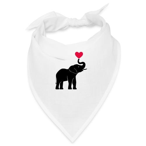 Love Elephants - Bandana