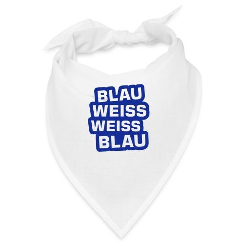 BLAU WEISS WEISS BLAU ... - Bandana