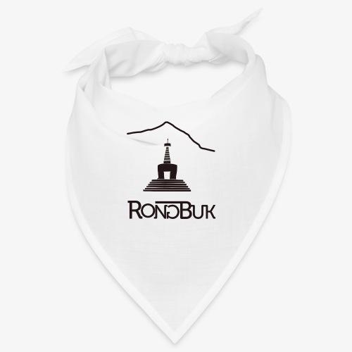 Rongbuk Black - Bandana