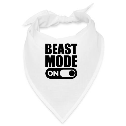 BEAST MODE ON - Bandana