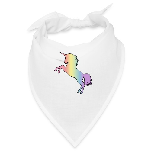Rainbow Unicorn - Bandana