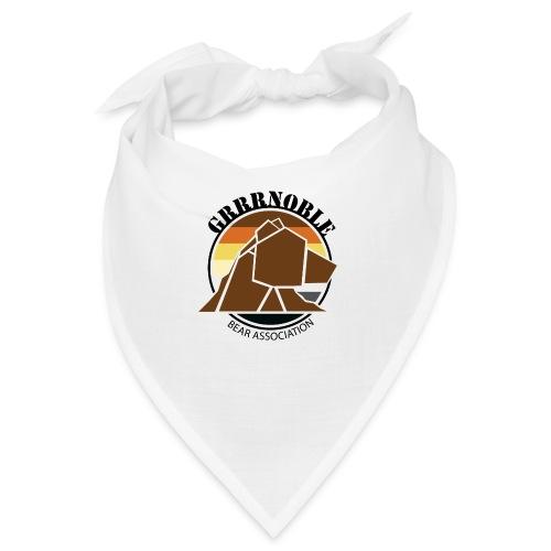 Logo 1 GRRRNOBLE BEAR ASSOCIATION - Bandana
