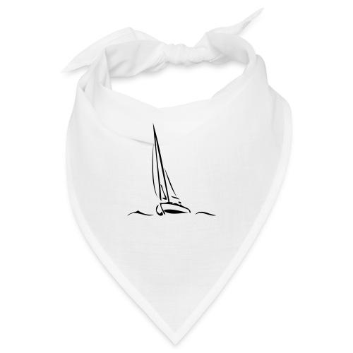 Segelboot - Bandana