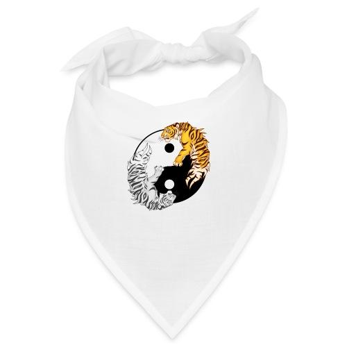 Yin & Yang Tigers - Bandana