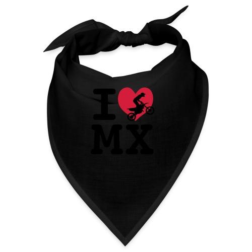 I love MX - Bandana