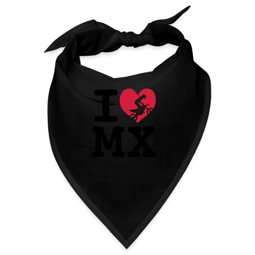 I love MX 2 - Bandana