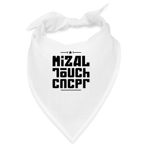Logo MiZAL Touch Concept - Bandana