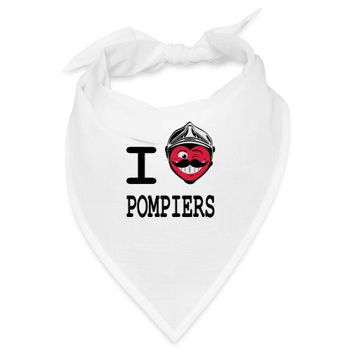 i_love_pompier_4 - Bandana