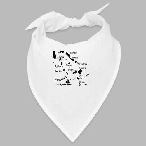 Kykladen Griechenland Crewshirt - Bandana
