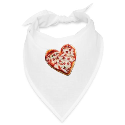 Pizza a cuore - Bandana