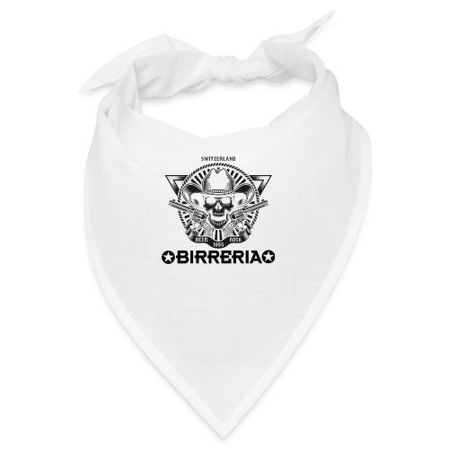 Sheriff Skull with Revolver - Bandana