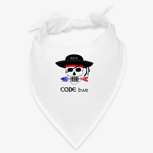 Code Bar couleur - Bandana