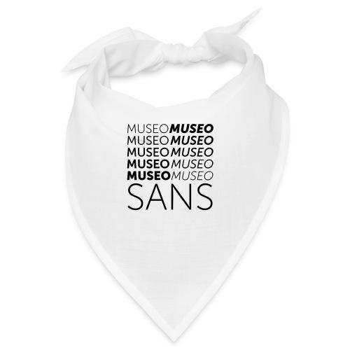 museo sans - Bandana