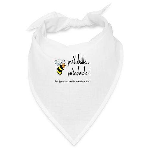 Pas d'abeille, pas de chouchen - Bandana