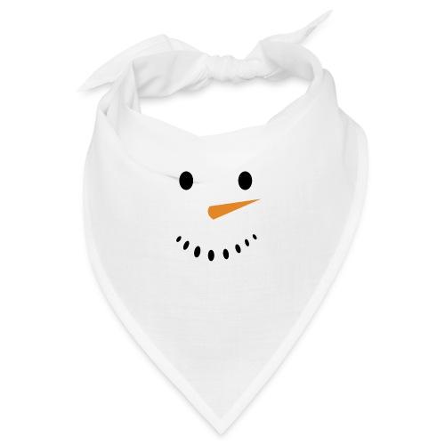 Bonhomme de neige Noël Hiver - Bandana