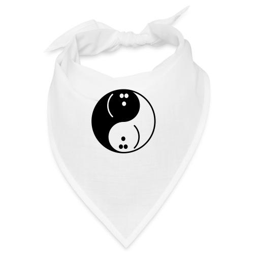 Bowling Yin-Yang - Bandana