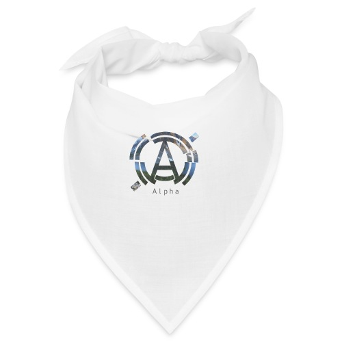 AlphaOfficial Logo T-Shirt - Bandana