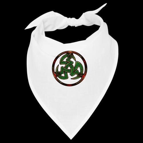 Serpent Triskellion - Bandana