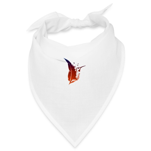Colibri flamboyant - Bandana