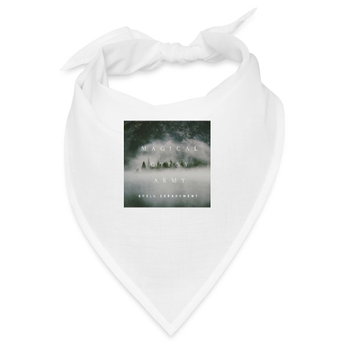 MAGICAL GYPSY ARMY SPELL - Bandana