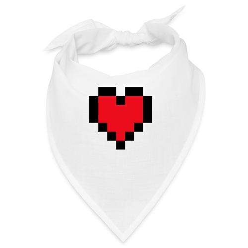 Pixel Heart - Bandana