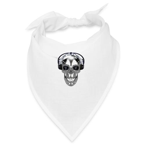 Skull chrome electrique - Bandana