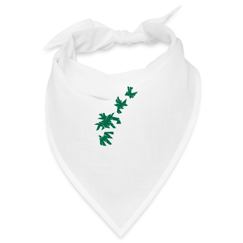 Green Leaves - Bandana