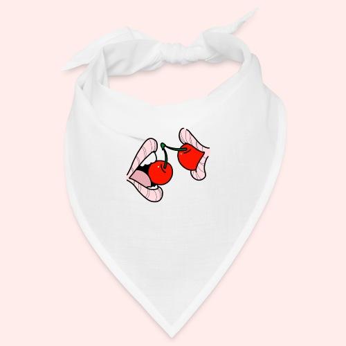 Cherry lips - Bandana
